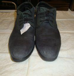 erkek süet çizmeler r-42