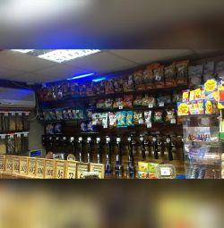 Bira dükkanı