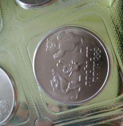 Coins Sochi 2014