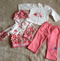 Three piece suit for 1-1,5 years