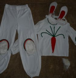 Карнавальный костюм CarneVale зайчик