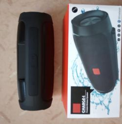 Portable speaker Charge 4 new