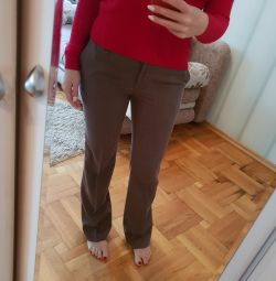 Trousers ostin, size s