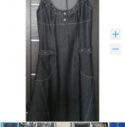 Yazlık elbiseler / sarafanlar