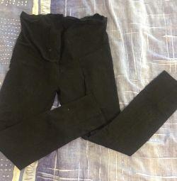 Hamileler için pantolonlar