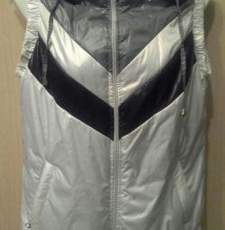 Jachetă fără mâneci