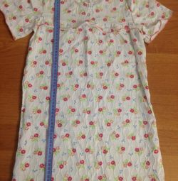 New nightgown for girls 4-6 years.