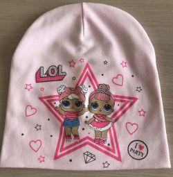 Καπέλο για ένα κορίτσι 7-10 ετών!