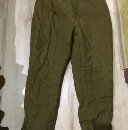 Military Cotton Pants Air Force