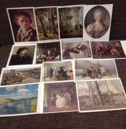 SSCB Kartpostalları
