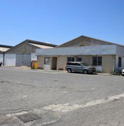 Latsia'daki Endüstriyel Depo, Lefkoşa