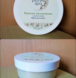 masca de par, 200 ml. cu ulei de măsline