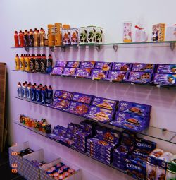 Sweets from Europe milka oreo fanta