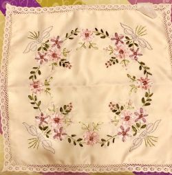 Decorative pillow case 40x40
