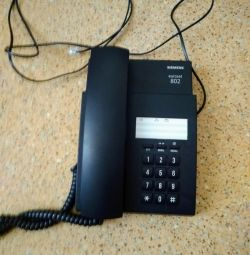 Wired telephone Siemens euroset 802