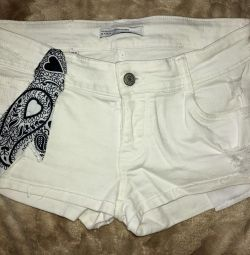 Women's shorts Zara new