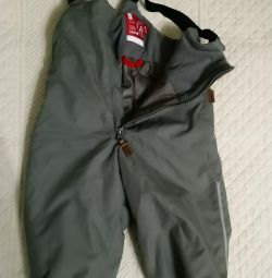 Trousers winter reima