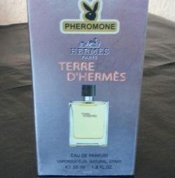 perfumed water Hermes