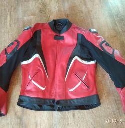 Новая Мото куртка размер 2XL-56/46