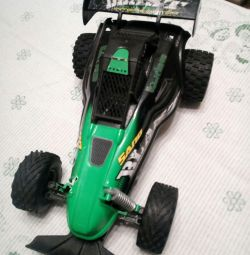 Childrens racing machine