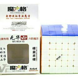 MoFangGe 6x6 WuHua V2