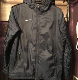 Nike demi-season jacket, height 147-158 cm
