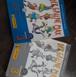 Textbook and workbook + CD in German