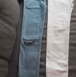 Jeans (Stradivarius, PuLl ve BEAR)