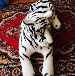 Плюшевый тигр