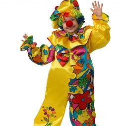 Costum nou de carnaval - Clown 104-134
