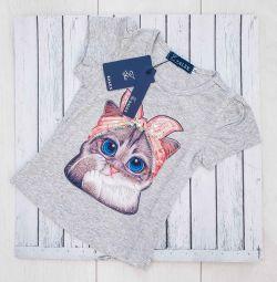 Μπλουζάκι με μουνί