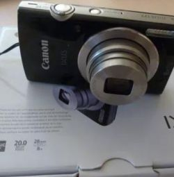 Новый фото Canon Digital ixus 177 черный