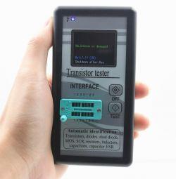 Πολυσύνθετη συσκευή ελέγχου τρανζίστορ