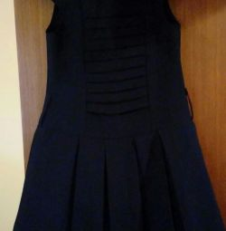 Rochie albastru albastru