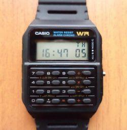 Casio CA-53W ceas de mana cu calculator