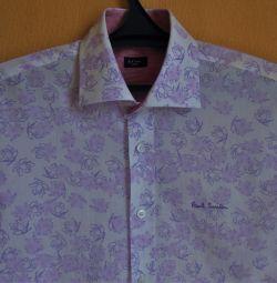 Рубашка сорочка Paul Smith Англия оригинал Италия