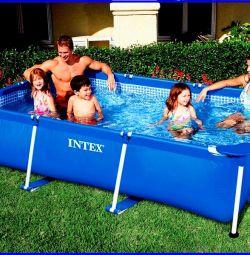 Frame pool 260x160x65 cm, Original, 28271
