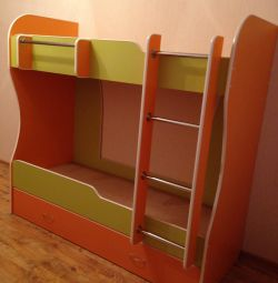 Bunk bed available new