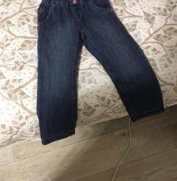 Утеплені джинси для зими