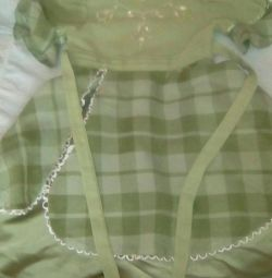 Нарядное платьице для маленькой модницы