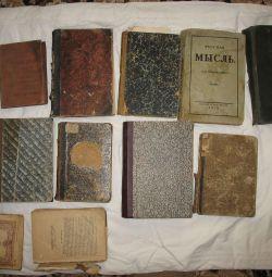 Eski kitaplar ve