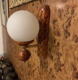 Бра, светильник.