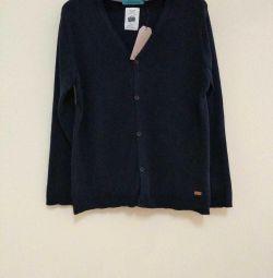Zara pulover nou (albastru).