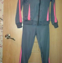 Tracksuit for girls 9-11 years old