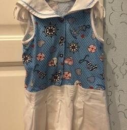 Φόρεμα για 3-4 χρόνια