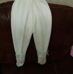 Ζεστά παντελόνια
