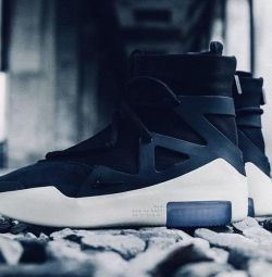 Adidași Nike Air Fear Of God 1 Negru