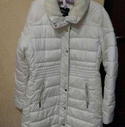 Παλτό σακάκι κάτω από το μπουφάν, ρ.48-50