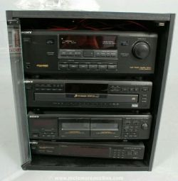 CD player (5 discuri) Sony