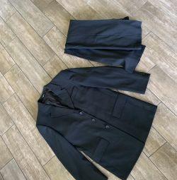 New men's suit